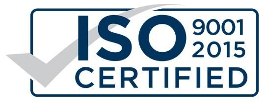 Certificazione ISO-9001:2015